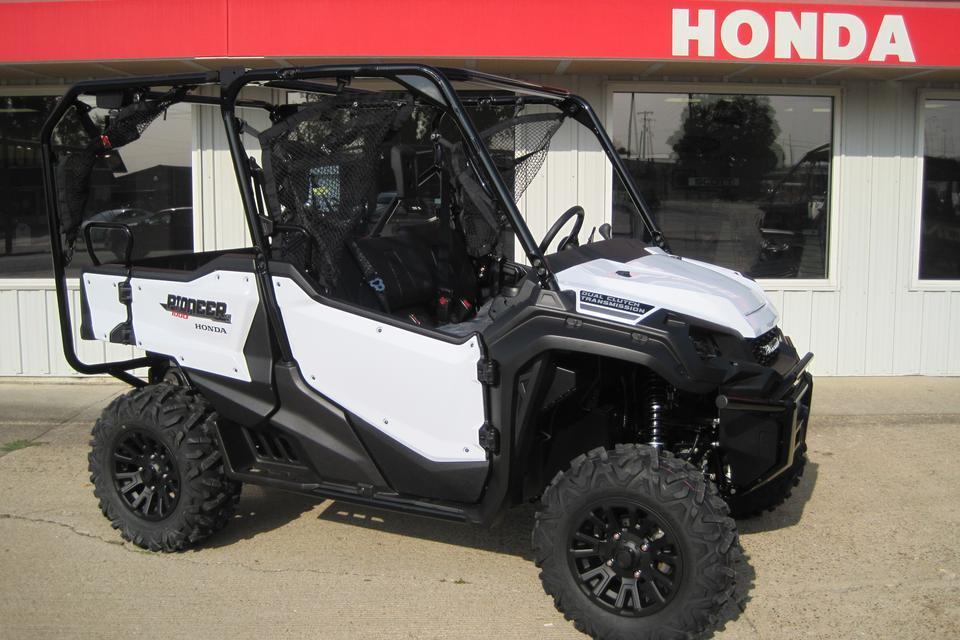 2018 Honda Pioneer 1000-3 EPS SPECIAL   (SXS10M3P) SOLD!!!