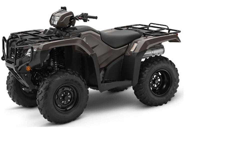 2019 Honda Foreman 500 4X4, Electric Shift & Power Steering  (TRX500FE2)  Sold