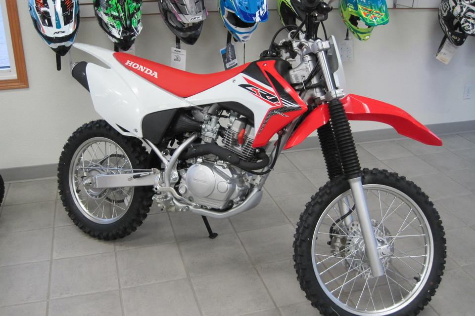 2017 Honda CRF150F  SOLD!!!