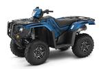 2017 Honda Foreman Rubicon 500 4X4 Automatic Transmission ,EPS, IRS  (TRX500FA6)  SOLD!